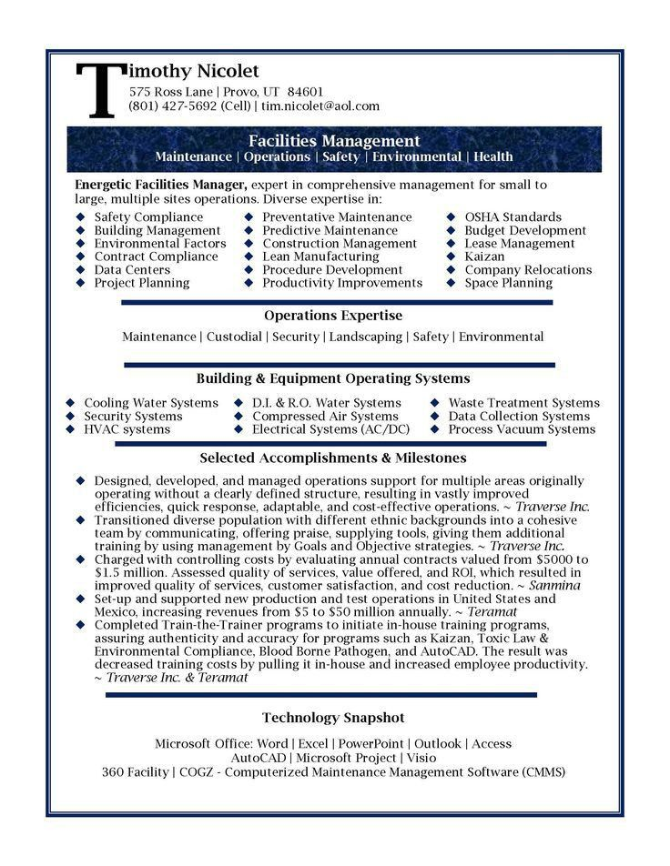 sample executive management resume managing director resume