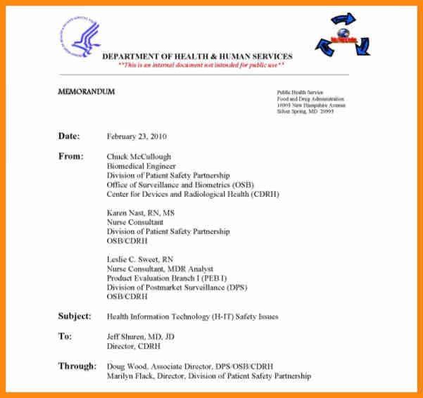 6+ internal memorandum format | model resumed