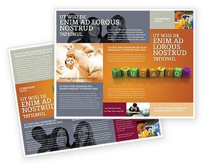 http://www.poweredtemplate.com/brochure-templates/education ...