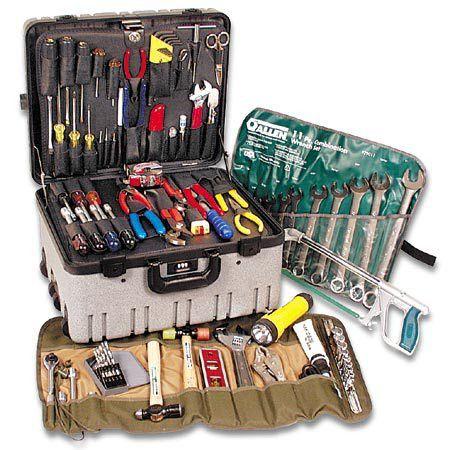 Electro Mechanical Tool Kit - Tecra Tools