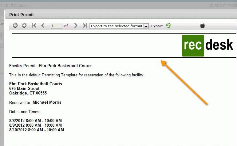 Director Release 8-11-2012 – Permit Templates, Custom Report ...