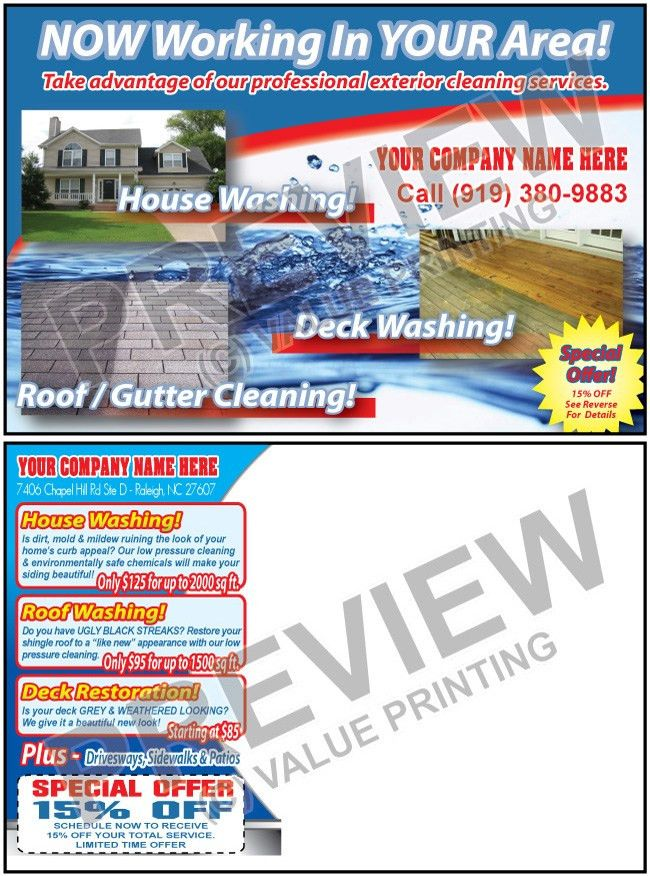 Roofing-Business.com > Roofing Invoices, Postcards, Business Cards ...
