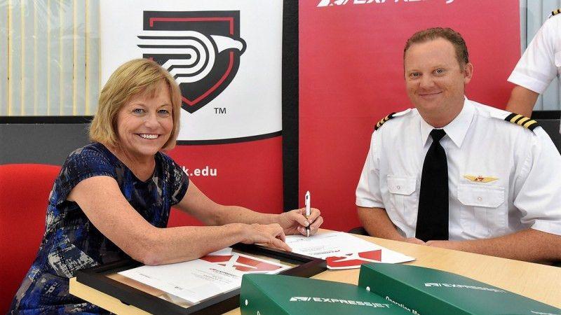 Polk State, ExpressJet Celebrate New Partnership That Will Provide ...