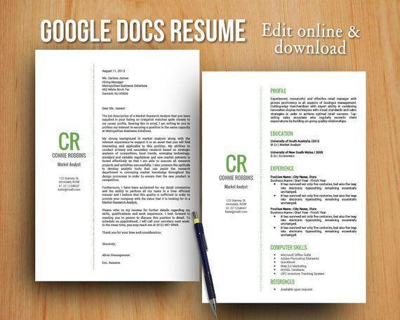 13 best Google Docs Templates images on Pinterest | Google docs ...