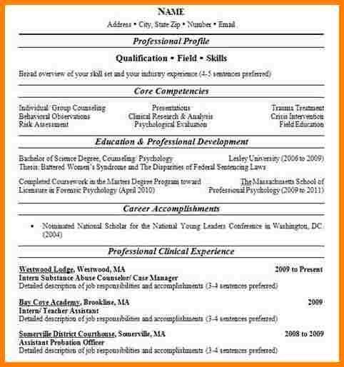 2 page resume format example resume format 2017. 2 page resume ...