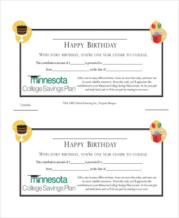 Gift Certificate Template - 8+ Free Word, PDF Document Downloads ...