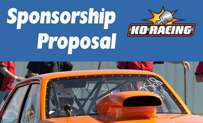 Anatomy of a sponsorship proposal - what worked and what didn't ...