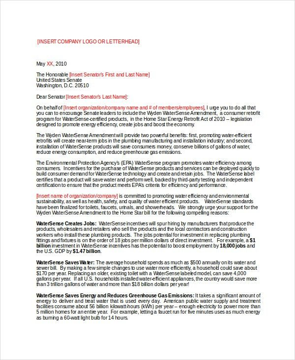 Cover Letter Format - 9+ Free Word, PDF Documents Download | Free ...