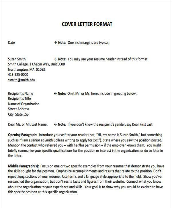 Letter Of Interest Format. It Appears We Are In Need Of A ...