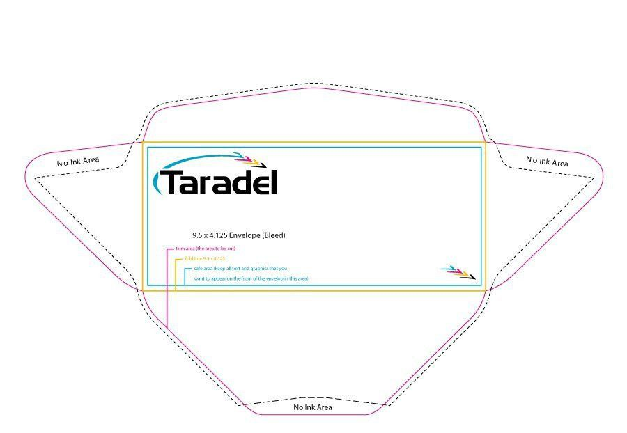Envelope Template. Business Envelope Templates 40+ Free Envelope ...