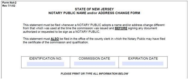 Printable Address Change Form   Coverletter.csat.co