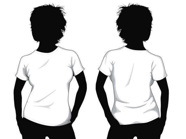 88 best TShirt Template images on Pinterest | Psd templates, The ...