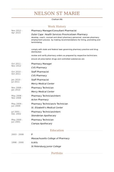 Startling Pharmacy Intern Resume 14 Pharmacist Resume Samples ...