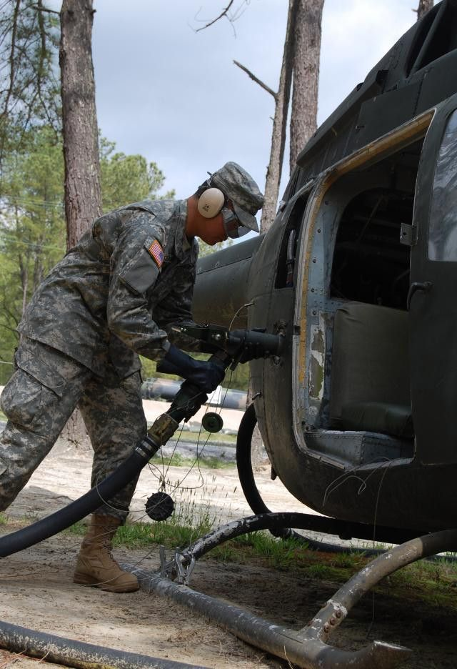 Soldiers close first career chapter as fuelers | Article | The ...