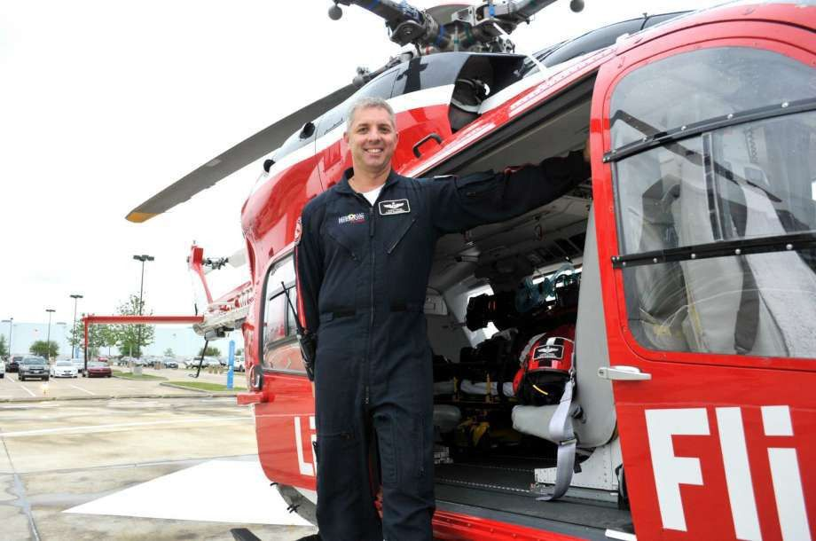 Life Flight paramedic takes to the skies to save people's lives ...
