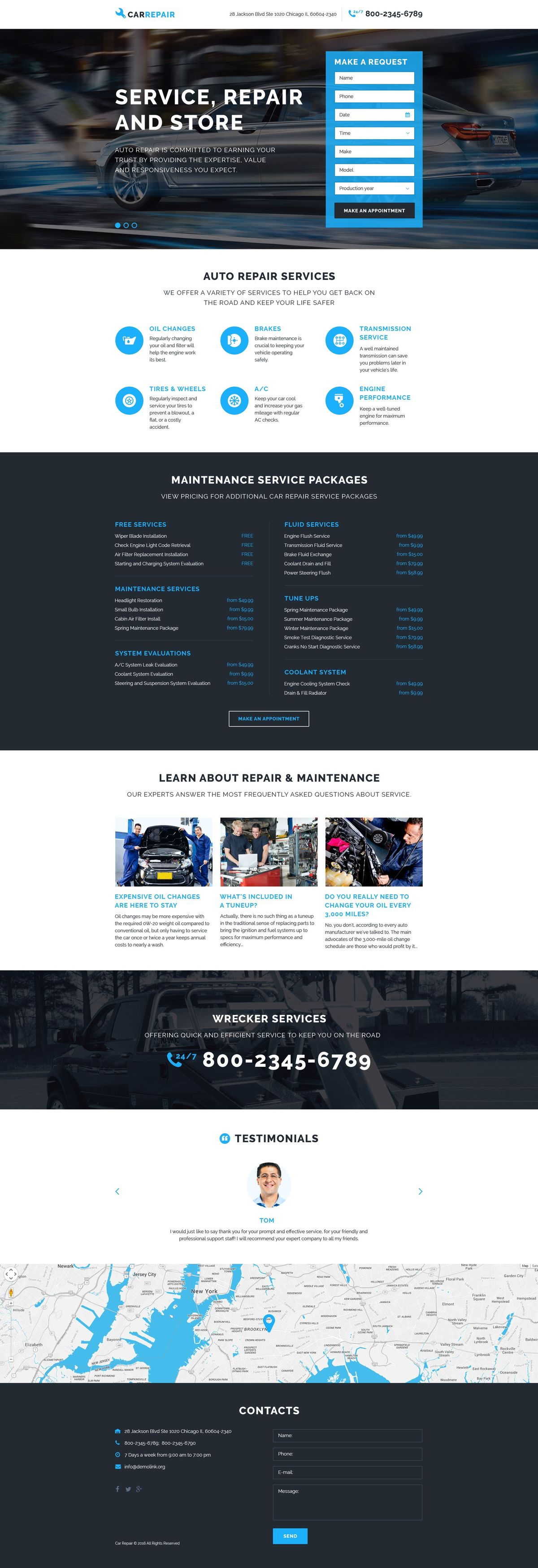 Best Selling Landing Page Templates   TemplateMonster