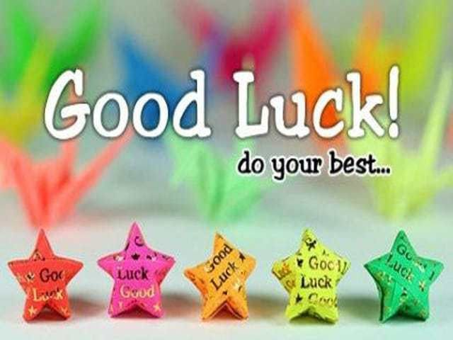 Good Luck Messages and Good Luck Quotes