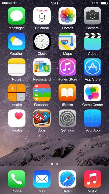 iPhone 6 Icon Mockup – Creative Alys