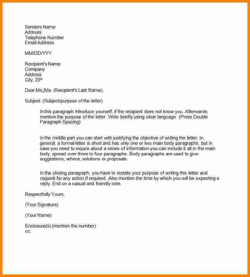 7+ latest formal letter format | ledger paper
