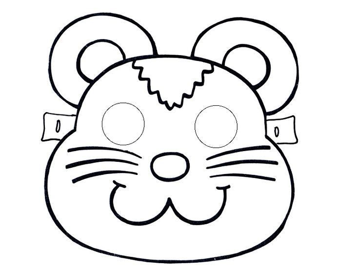 53 best Mask craft and templates images on Pinterest | Mask ...