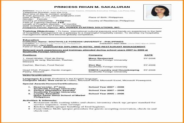How To Download Resume Format | Research Plan Example
