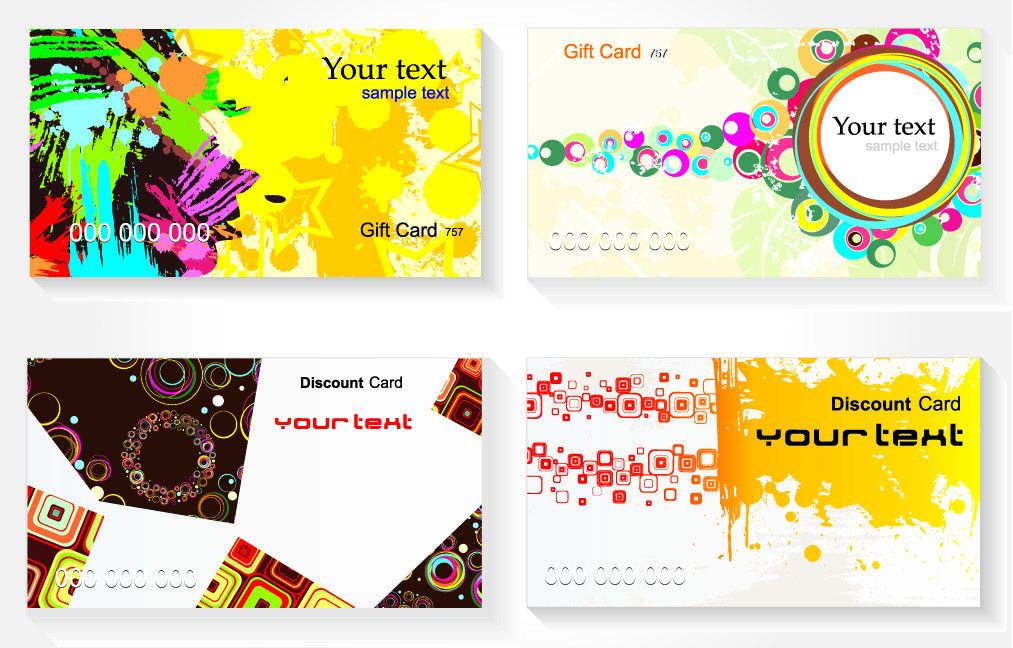Free Business Cards Templates - lilbibby.Com