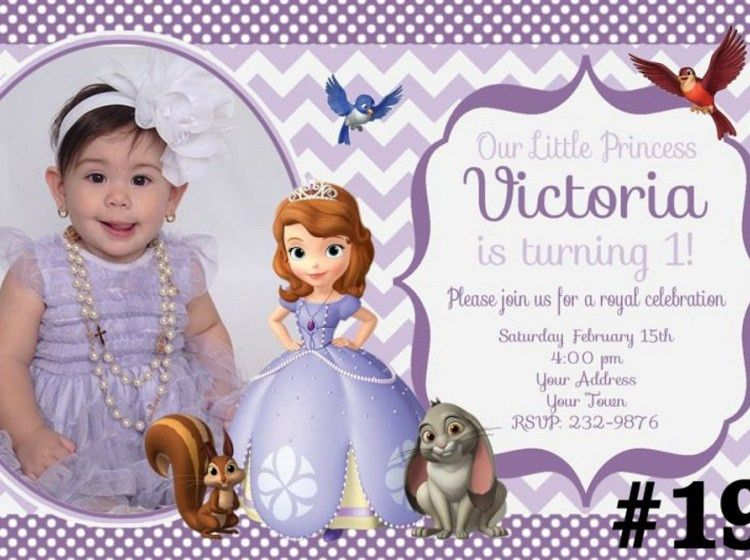 Free First Birthday Invitations Templates - formats.csat.co