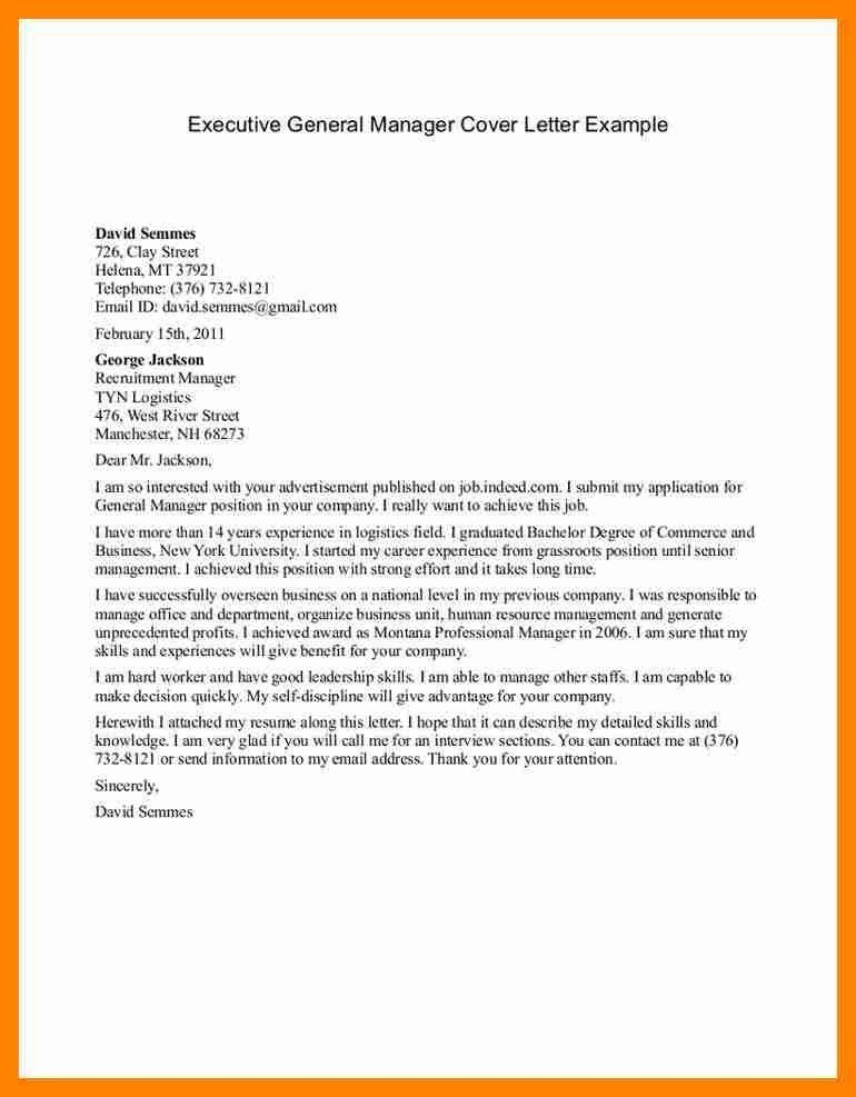 7+ general cover letters | resume sections