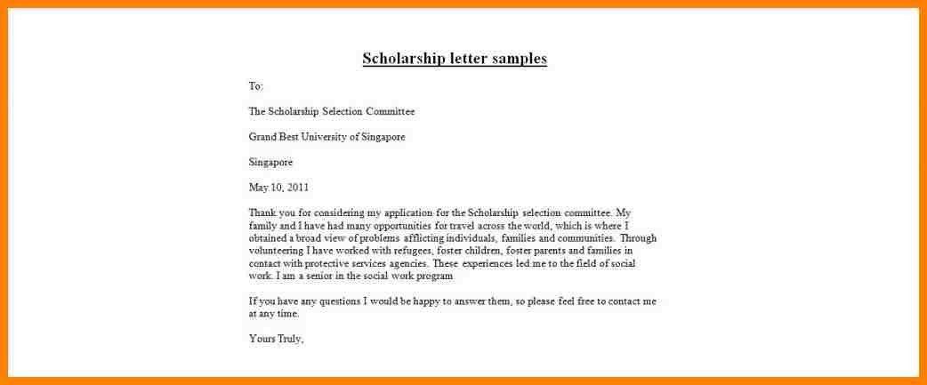 6+ letter of intent student sample scholarship | farmer resume