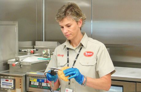 Tyson Foods: Food Safety and Quality Assurance Team