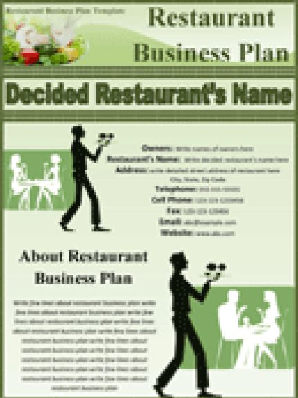 Top 5 Resources To Get Free Restaurant Business Plan Templates ...