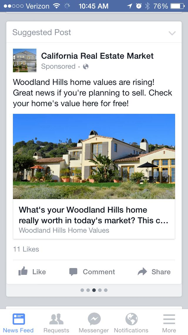 real estate Archives - Page 2 of 2 - Facebook Ad Examples