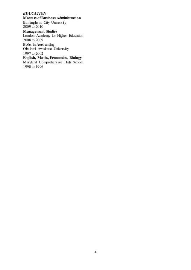 SAP FICO Analyst Resume.