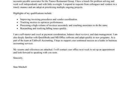 customer cover letter example. finance cover letter example ...