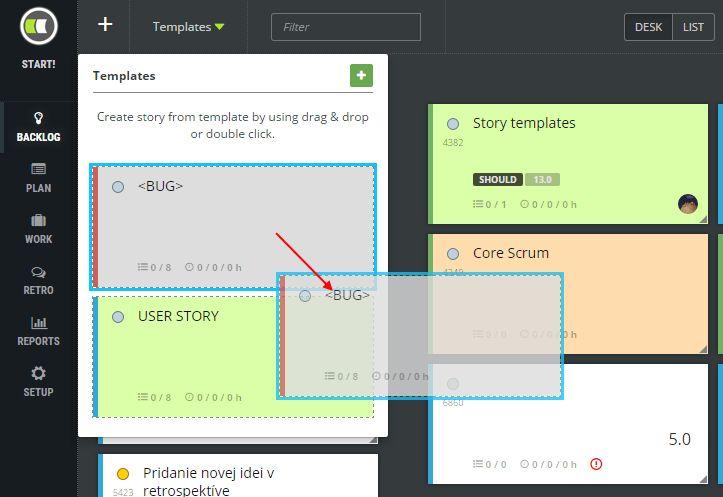 user story Archives | ScrumDesk