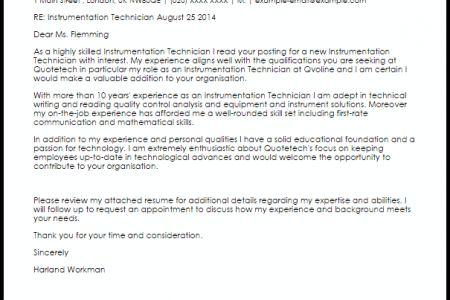 data center technician cover letter embeded linux engineer sample ...