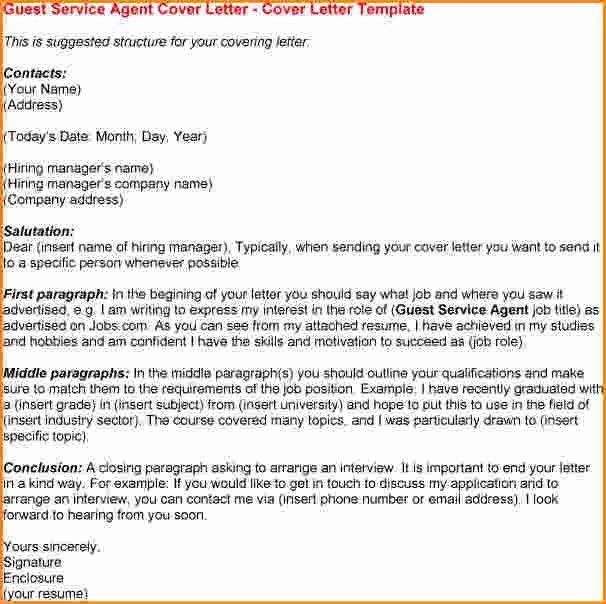 reservation agent cover letter sample. hotel reservations agent ...