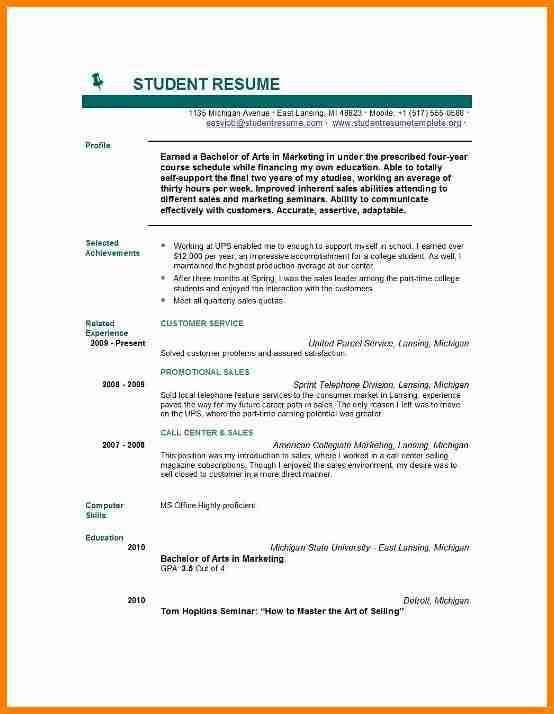 Resume Formats Australia | Professional resumes sample online
