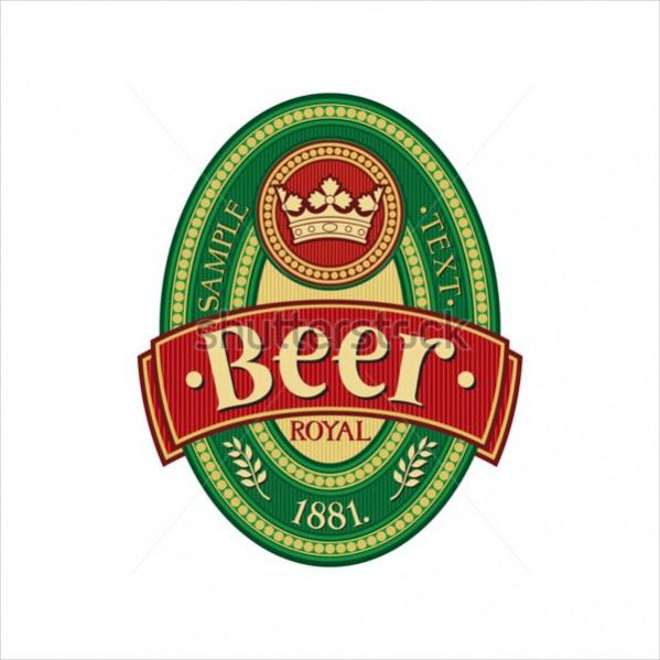 21+ Beer Labels - PSD, Vector EPS Download