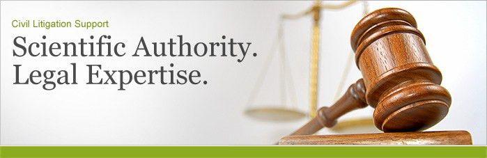Civil Litigation Support - RJ Lee Group, Inc. (RJLG)