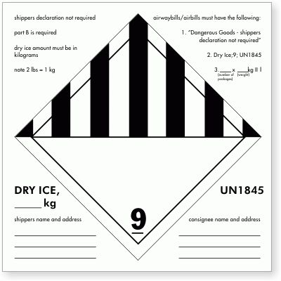 Free IATA Shipping Labels