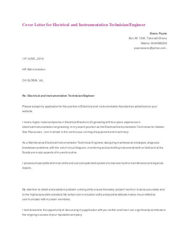 data center technician cover letter embeded linux engineer sample ...
