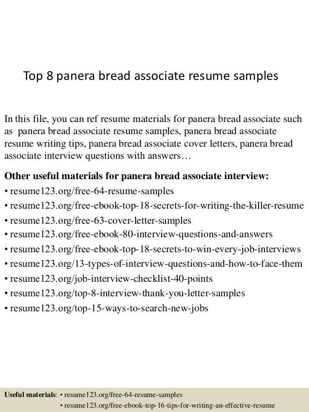 top-8-panera-bread-associate-resume-samples-1-638.jpg?cb=1433167458