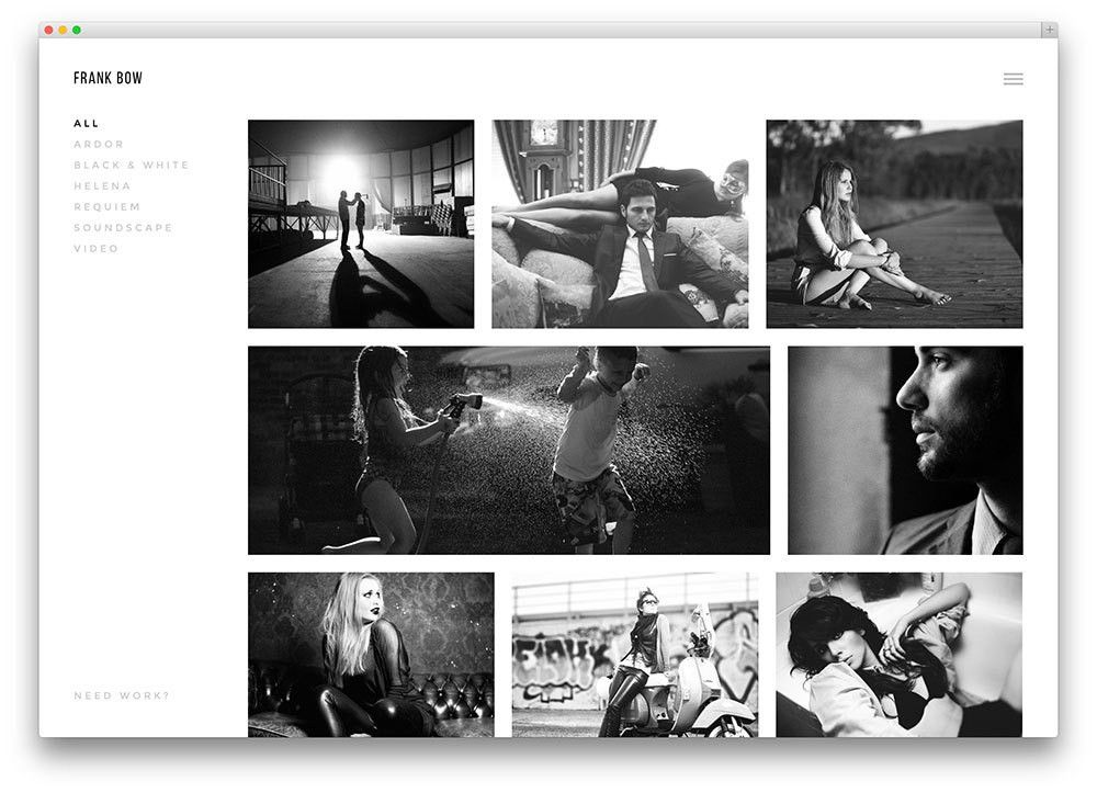 50+ Best Photography WordPress Themes For Professional and Hobby ...