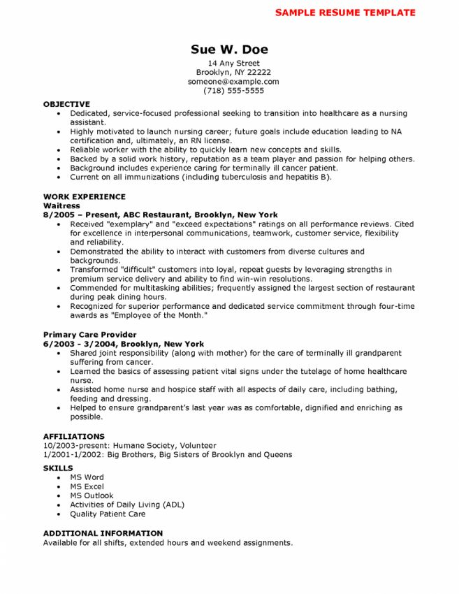 Nursing Resume Objective Examples Resume Sample staff nurse resume ...