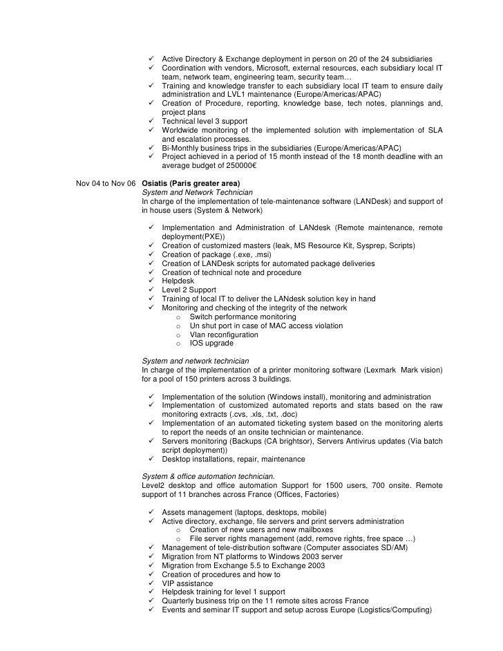 C.Noeilac Resume