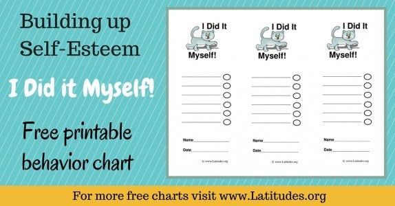 FREE Printable Behavior Charts for Teachers & Students ...