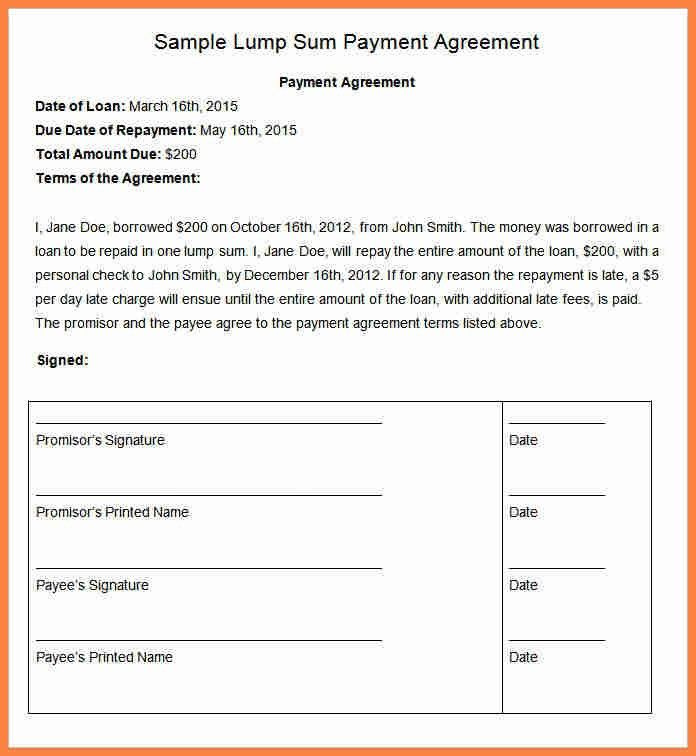 Payment Contract Template. Web Design Law Is A Guide That Walks ...