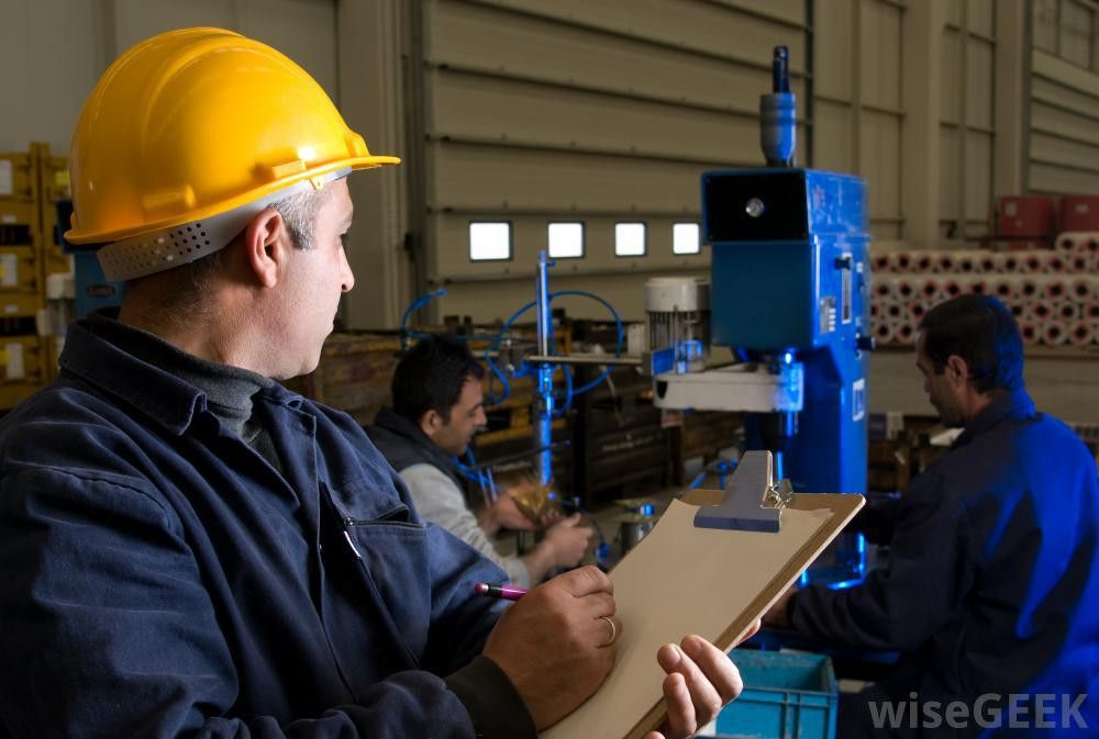 What are the Different Lean Manufacturing Jobs? (with pictures)