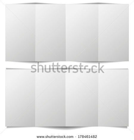 Blank Leaflet Stock Photos, Royalty-Free Images & Vectors ...